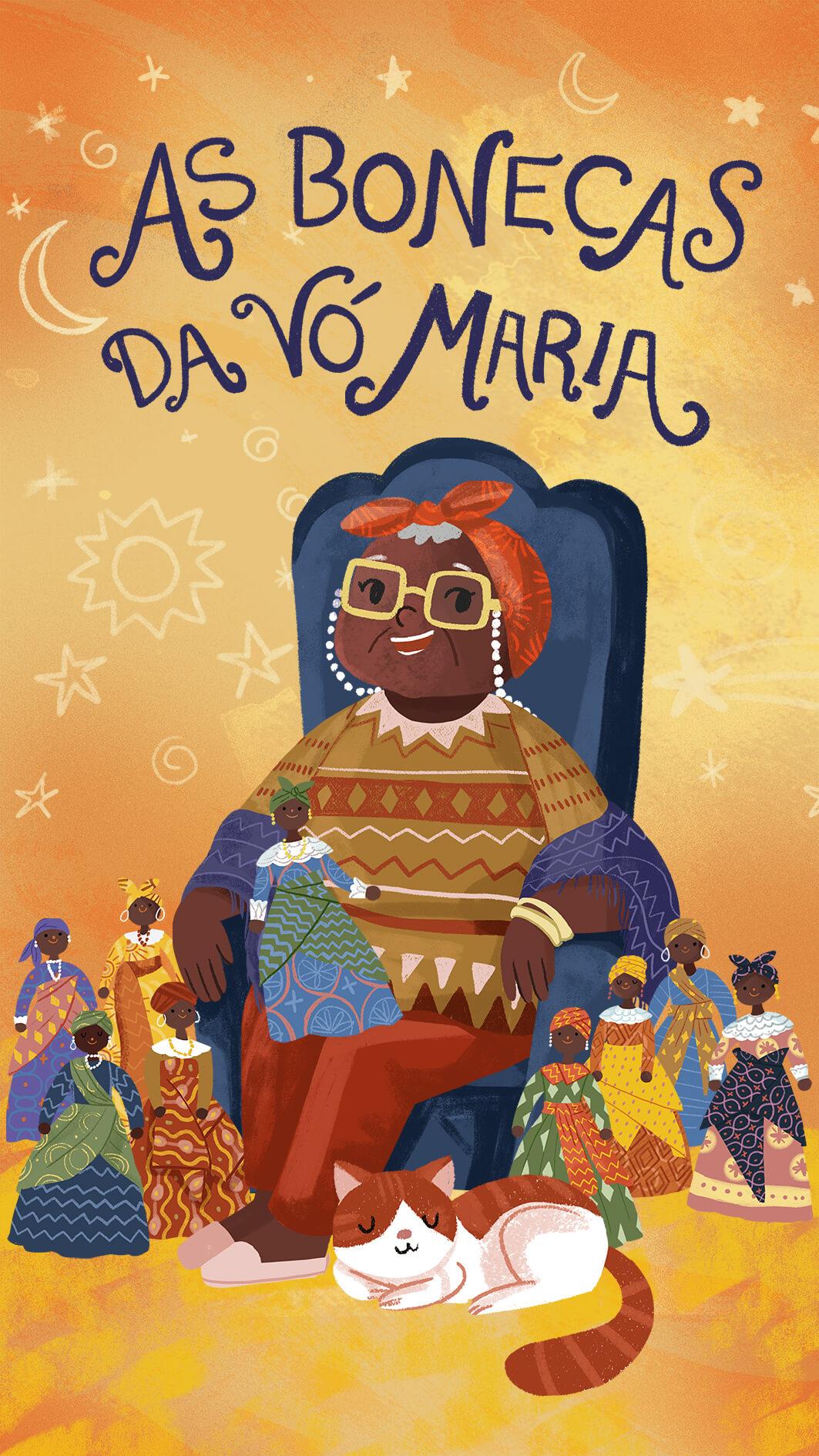 Itaú - Histórias: As bonecas da vó Maria